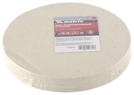 Круг полировальный для шлифмашин MATRIX 75909