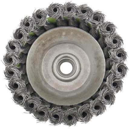 Кордщетка для шлифовальных машин СИБРТЕХ 75 мм М14
