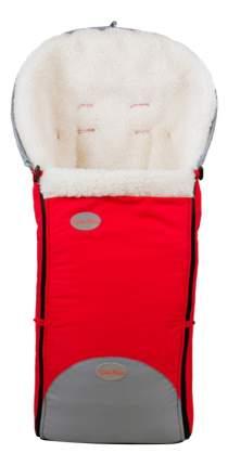 Зимний меховой конверт Прайм красный Чудо Чадо ККМ02-002