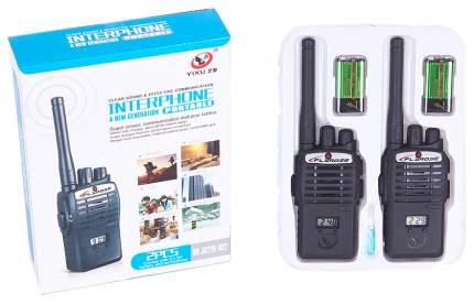 Рация игрушечная Shantou Gepai Спецагент набор из 2 шт. JQ220-6C2