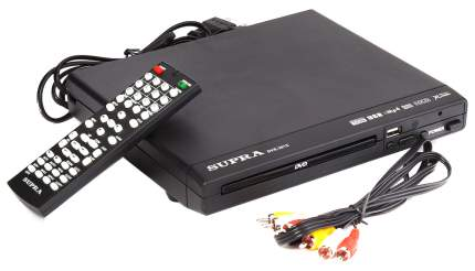 DVD-плеер Supra DVS-201X, Вlack