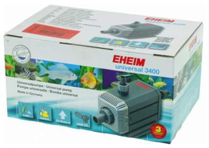 Помпа для аквариума Eheim 3400 plus ЕМ-1262210