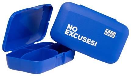 Таблетница VPLAB Pill Master Box Blue