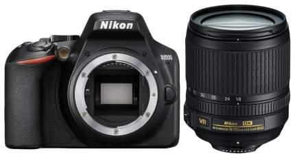 Фотоаппарат зеркальный Nikon D3500 18-140mm VR Black