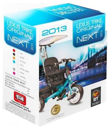 Велосипед трехколесный RT Lexus Trike Original Next Deluxe Синий