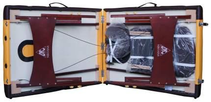 Массажный стол складной DFC Nirvana Relax beige