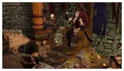 Игра Sims Medieval: Пираты и Знать: Коллекция Приключений для PC