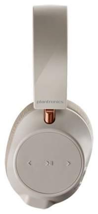 Беспроводные наушники Plantronics BackBeat Go 810 Ivory
