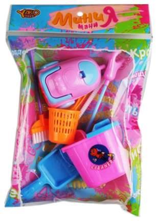 Игровой набор МиниМаниЯ - Уборка дома Yako Toys