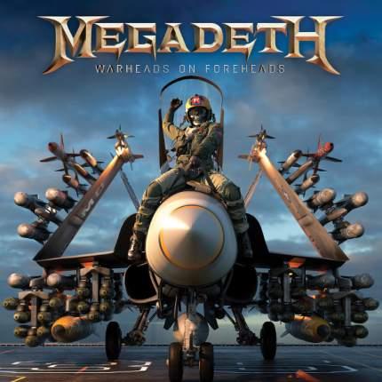 "Megadeth ""Warheads On Foreheads"" (3CD)"