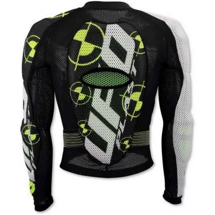 Защитная куртка NIDECKER Enigma Bodyguard With Sas Tec/Koroyd Protections черная, L/XL