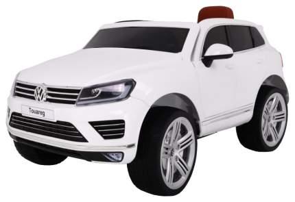 Электромобиль на р/у Volkswagen (на аккум.), белый DAKE