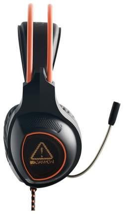 Игровые наушники Nightfal (CND-SGHS7) Black/Orange