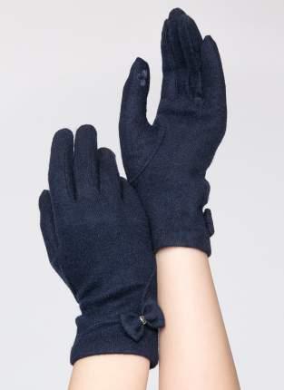 Перчатки женские Yvonne WY-160005 синие 7