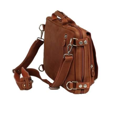 Рюкзак кожаный Bufalo TRP-03 Camel