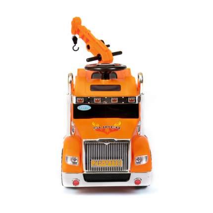 Детский электромобиль Barty ZPV100 (Z01), Оранжевый