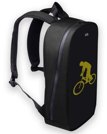 Рюкзак с LED-дисплеем PIXEL MAX - BLACK MOON чёрный