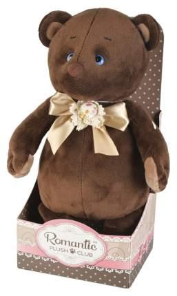 """Мягкая игрушка """"Романтичный медвежонок с бежевым бантиком"""", 25 см, арт. MT-GU092018-8-25"""