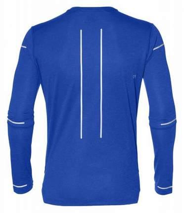 Лонгслив Asics Lite Show Ls Top, illusion blue, L INT
