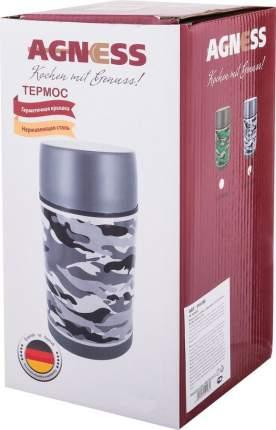 Пищевой термос Agness 910-097