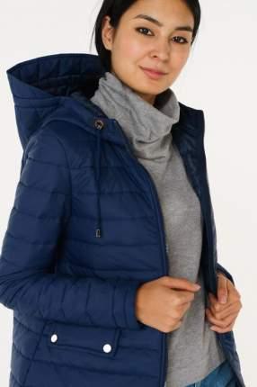 Куртка женская Ennergiia 18101030002 синяя XL