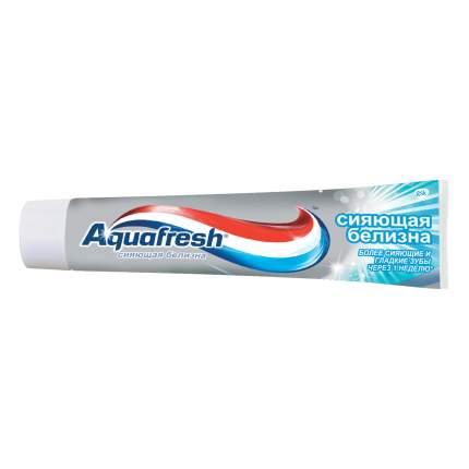 Зубная паста Aquafresh Тройная защита Сияющая белизна, 100 мл