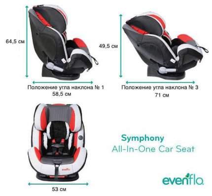 Автокресло Evenflo Symphony e3 DLX Paramount
