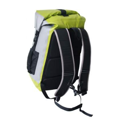 Туристический рюкзак Norfin DRY Bag 35 NF желто-серый