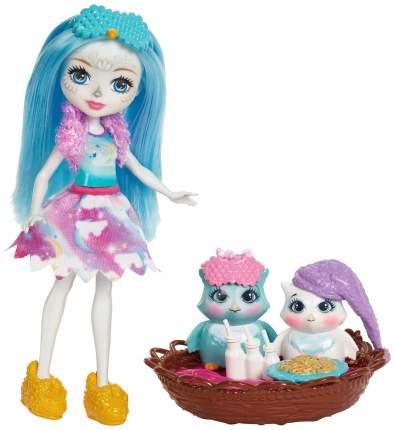 Кукла Enchantimals Mattel Со зверушкой и тематическим набором FCC62 в ассортименте