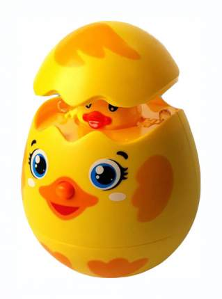 Интерактивное животное Азбукварик Яйцо-сюрприз Утенок 28216-9