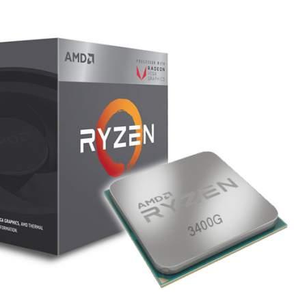 Процессор AMD Ryzen™ 5 3400G Box