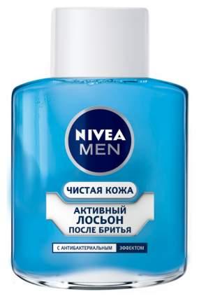 Лосьон после бритья Nivea Чистая кожа 100 мл