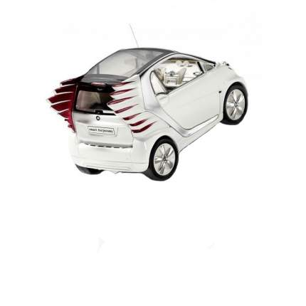 Модель Smart Forjeremy B66960609 Scale 1:43 Polar White