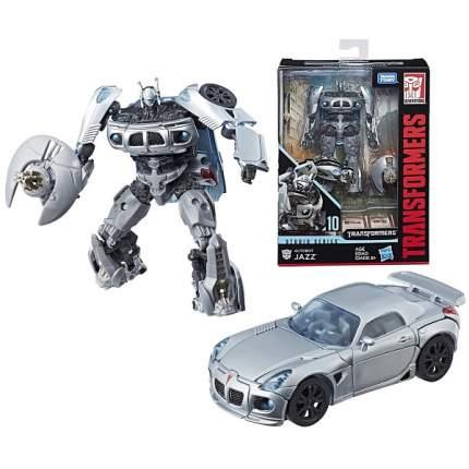 Фигурка Transformers Коллекционный Автобот Джаз 20 см  E0701/E0745