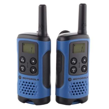 Радиостанция Motorola TLKR T41 Blue (2 штуки)