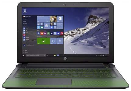 Ноутбук HP Pavilion Gaming 15-ak001ur P0U51EA