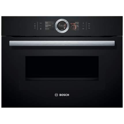 Встраиваемый электрический духовой шкаф Bosch CMG636BB1 Black