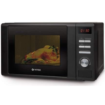 Микроволновая печь с грилем VITEK VT-1697 BK black