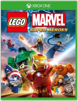 Игра LEGO Marvel Super Heroes для Xbox One
