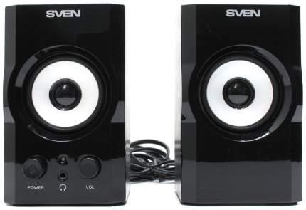 Колонки для компьютера Sven SPS-605 Black