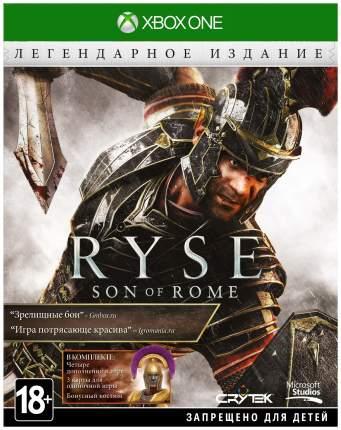 Игра Ryse: Son of Rome Legendary Edition для Xbox One