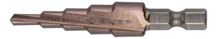Сверло по металлу для дрелей, шуруповертов Зубр 29672-4-12-5