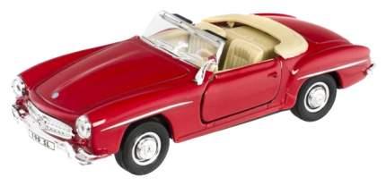 Коллекционная модель Welly Mercedes Benz 190SL 1955 42311 1:34