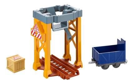 Объекты железной дороги Fisher-Price Thomas Набор из трех грузовых вагонов BMK80 CDB65