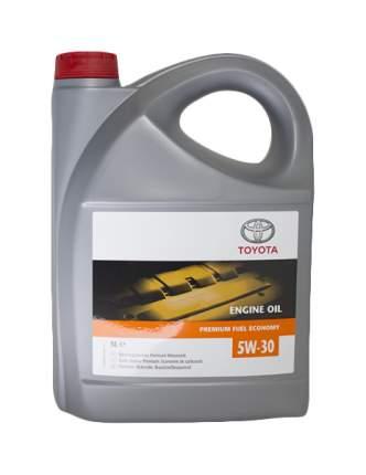 Моторное масло Toyota Fuel Economy SL 5W-30 5л