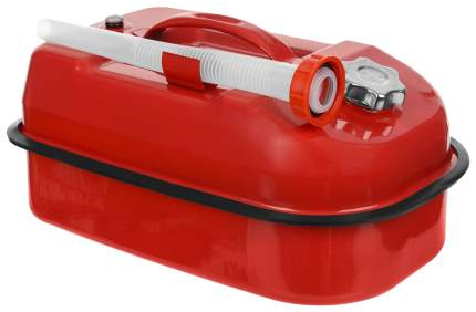 Канистра для бензина Autoprofi KAN-500 10 л 370x150 красный