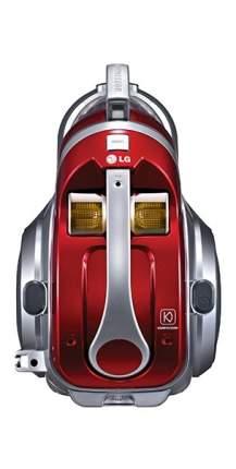 Пылесос LG  VK89682 HU Red