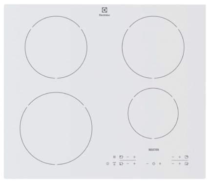 Встраиваемая варочная панель индукционная Electrolux EHH96340IW White