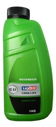 Антифриз LUXE ANTIFREEZE GREEN LINE G11 Зеленый Готовый антифриз 1кг