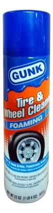 Средство для очистки автомобильных дисков GUNK Foaming Wheel Cleaner (623гр)
